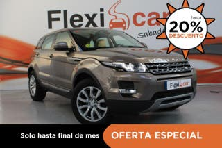 Land-Rover Range Rover Evoque 2.2L SD4 190CV 4x4 Pure Tech Auto
