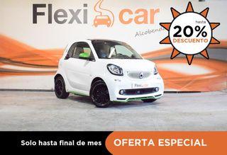 Smart Fortwo Fortwo Coupe Ed Electrico Brabus Edición Ushuaia