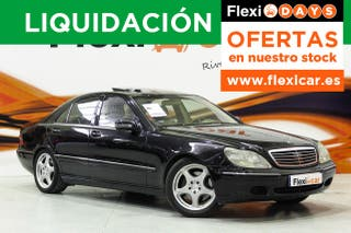 Mercedes Clase S S 500