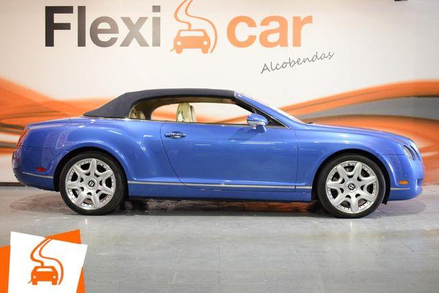 Bentley Continental GTC 6.0