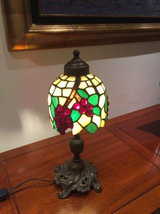 Lámpara anticuario Tiffany