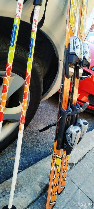 esquís fischer 1,20