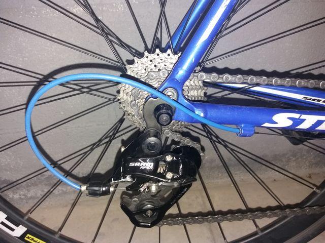 bicicleta carretera Steven
