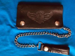 Billetera-cartera Harley Davidson