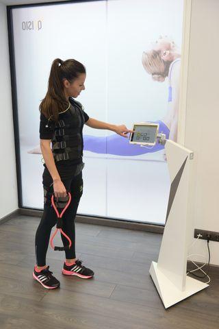 Chaleco electroestimulación JustFit - Fitness
