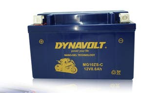 NUEVA batería GEL GTZ10-s