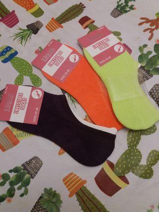 Calcetines invisibles nuevos