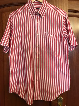Camisa caballero Ungaro manga corta