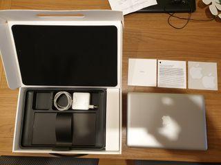 macbook 16gb y 500 ssd como nuevo