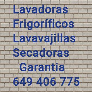 LAVADORA FRIGORIFICO