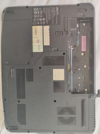 Ordenador portátil por piezas Acer