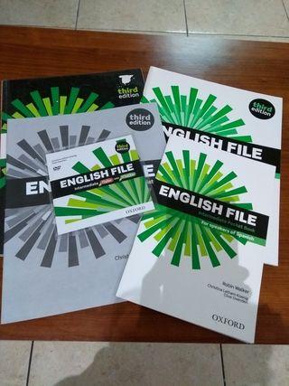 English File intermediate THRID EDITION