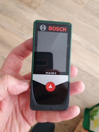 Medidor laser Bosch PLR 50 C