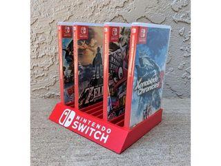 Soporte para Nintendo Switch Game Case