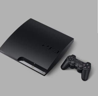 PS3 Slim + juegos