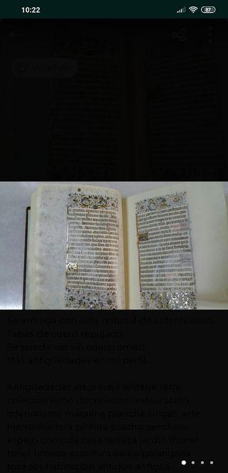Libro de horas de Doña Leonor de Portugal