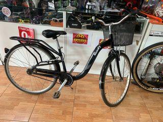Bici monty city 4 aluminio