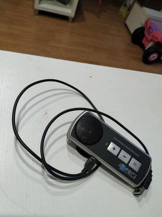 Dispositivo bluetooth para coche