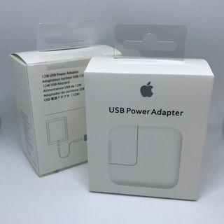 Adaptador corriente 12w enchufe iPad