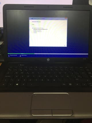 PORTÁTIL HP 650. I3. 4 Gb 1 Tb disco