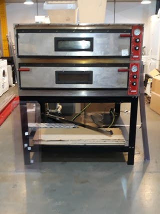 Horno de Pizza Industrial