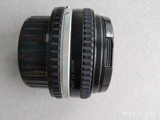 Objetivo Nikkor 50mm f/1.8 Series E