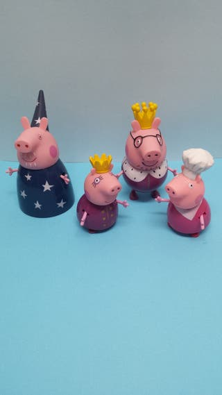 Peppa Pig Familia Real