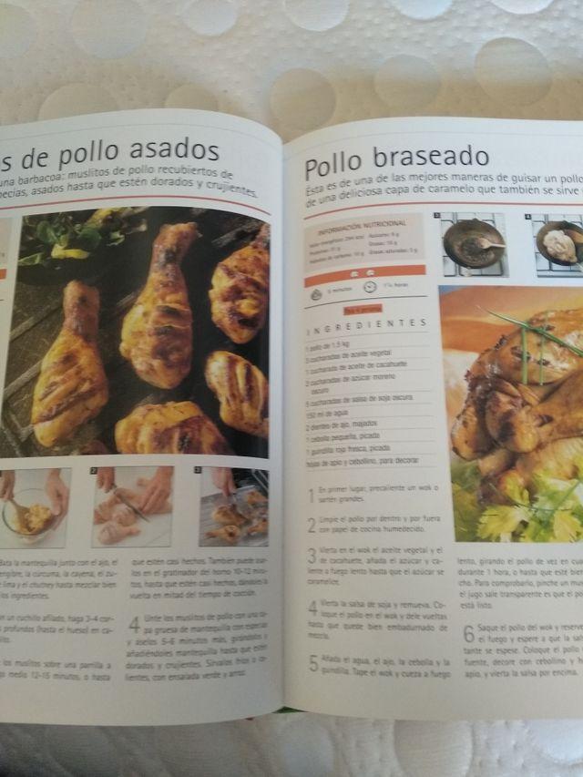 Libro de cocina WOK 384 páginas