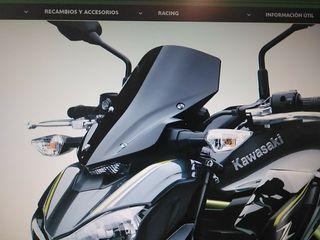 Cúpula Kawasaki Z900 Nueva