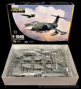 F-104 maqueta + Pinturas