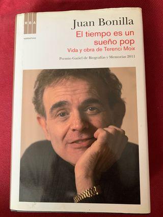 """Libro """"El tiempo es un sueño Pop"""""""