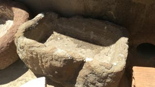 fregaderas de piedra antiguas