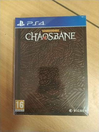 Warhammer Chaosbane PS4 Magnus edition