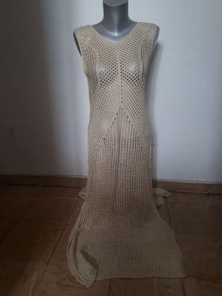 liquidación vestidos crochet nuevos