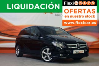 Mercedes Clase B B 200 CDI BlueEFFICIENCY