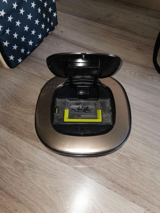 Robot aspirador LG VSR8604PG