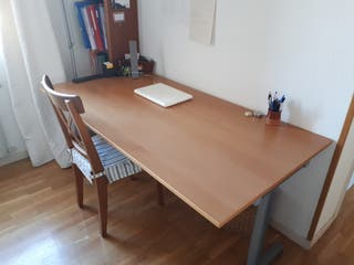 Mesa despacho ikea