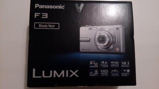 Cámara Compacta Panasonic Lumix F3