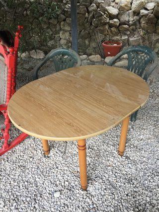 3 mesas extensibles