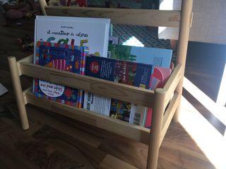 Expositor libros infantil ikea