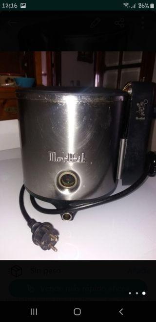 freidora aceite-agua Movilfrit