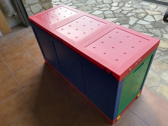 Baúl de resina / Armario PVC