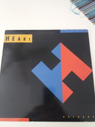 HEART (vinilo en perfecto estado)