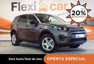 Land-Rover Discovery Sport 2.0L eD4 150CV 4x2 Pure