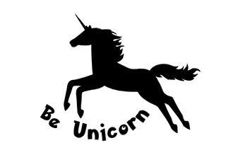 Pegatinas unicornio vinilos decorativos