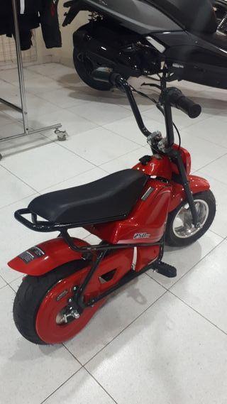 Mini-Moto eléctrica Rcv 250dh