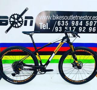 Bicicleta Berria bravo 9 nueva