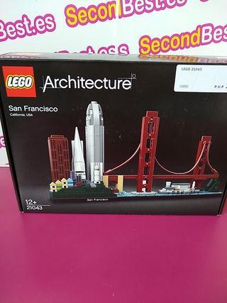 Lego Architecture Dan Francisco 21043 nuevo