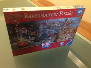 Puzzle Disney Cars xxl 200 piezas NUEVO