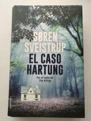 Libro. El caso Hartung